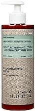 Parfums et Produits cosmétiques Lotion à l'extrait d'aloe vera pour mains - Korres Aloe & Panthenol Moisturizing Hand Lotion