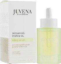Parfums et Produits cosmétiques Huile détoxifiante à l'huile de macadamia pour visage - Juvena Phyto De-Tox Detoxifying Essence Oil
