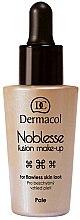 Parfums et Produits cosmétiques Fond de teint - Dermacol Noblesse Fusion Make Up