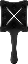 Parfums et Produits cosmétiques Brosse démêlante - Ikoo Paddle X Classic Beluga Black