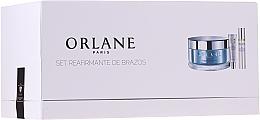Parfums et Produits cosmétiques Orlane - Coffret (crème pour mains/200ml + sérum/7.5ml + soin pour cou et décolleté/3ml)