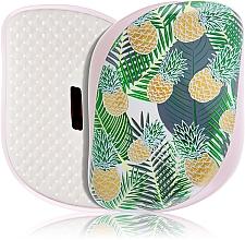 Parfums et Produits cosmétiques Brosse à cheveux compacte, palmiers et ananas - Tangle Teezer Compact Styler Brush Palms & Pineapples