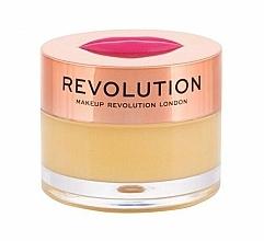 Parfums et Produits cosmétiques Baume à lèvres, Ananas - Makeup Revolution Kiss Lip Balm Pineapple Crush