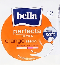 Parfums et Produits cosmétiques Protège-slips, 12pcs - Bella Perfecta Ultra Orange