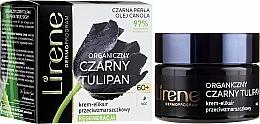 Parfums et Produits cosmétiques Crème-élixir de nuit à l'extrait de tulipe noire bio - Lirene Black Tulip