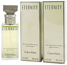 Parfums et Produits cosmétiques Calvin Klein Eternity For Woman - Coffret (eau de parfum/30ml + eau de parfum/30ml)