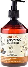 Parfums et Produits cosmétiques Shampooing aux extraits organiques d'avoine et ortie - Les recettes de babouchka Gertruda
