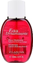 Parfums et Produits cosmétiques Clarins Eau Dynamisante - Déodorant spray