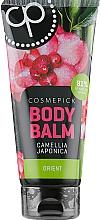 Parfums et Produits cosmétiques Baume à l'huile de camélia du Japon pour corps - Cosmepick Body Balm Camellia Japonica