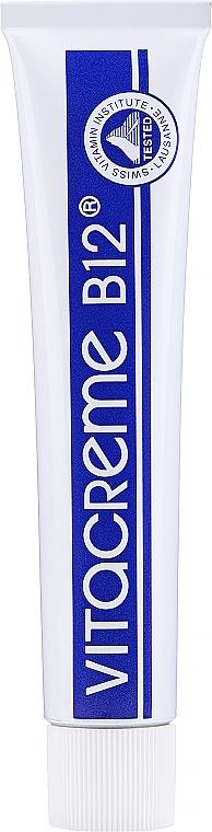 Crème régénérante à la vitamine B12 pour visage - Vitacreme B12 Regenerative Cream