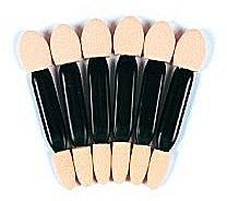 Parfums et Produits cosmétiques Applicateurs fard à paupières 35159, 6 pcs - Top Choice