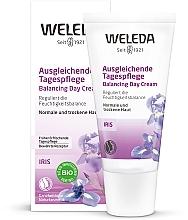 Crème de jour à l'iris - Weleda Iris Tagescreme — Photo N2
