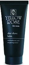 Parfums et Produits cosmétiques Baume après-rasage à l'acide hyaluronique - Yellow Rose For Men After Shave Balm