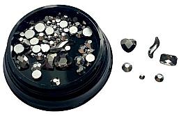 Parfums et Produits cosmétiques Décoration pour ongles, graphite - Deni Carte