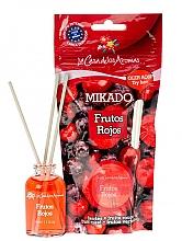 Parfums et Produits cosmétiques Bâtonnets parfumés, Fruits rouges - La Casa de Los Aromas Mikado Reed Diffuser