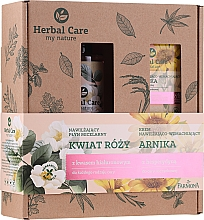 Parfums et Produits cosmétiques Coffret cadeau - Farmona Herbal Care Arnica & Rose Flower (f/cr/50ml + micellar water/400ml)