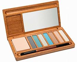 Parfums et Produits cosmétiques Palette de fards à paupières - Alilla Cosmetics California Palette