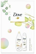 Parfums et Produits cosmétiques Coffret cadeau - Dove Revitalising Gift Set (sh/gel/250ml + antiperspirant/150ml)