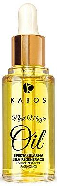 Huile régénérante pour ongles - Kabos Nail Magic Oil