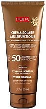 Parfums et Produits cosmétiques Crème solaire waterproof SPF 50 - Pupa Multifunction Sunscreen Cream