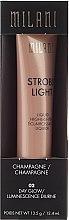 Parfums et Produits cosmétiques Enlumineur crémeux pour le visage - Milani Strobe Light Liquid Highlighter
