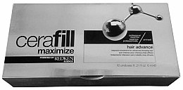 Parfums et Produits cosmétiques Ampoules à la vitamine E pour cheveux - Redken Cerafill Aminexil