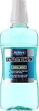 Parfums et Produits cosmétiques Bain de bouche rafraîchissant à la menthe - Beauty Formulas Active Oral Care Extra Strength Cool Mint