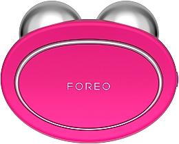 Parfums et Produits cosmétiques Appareil de massage et raffermissement du visage, fuchsia - Foreo Bear Fuchsia