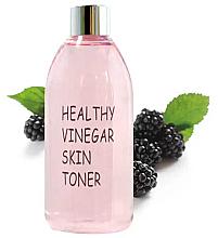 Parfums et Produits cosmétiques Lotion tonique, Mûre - Real Skin Healthy Vinegar Skin Toner Mulberry