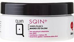 Parfums et Produits cosmétiques Masque hydratant pour mains - Silcare Quin Sqin+ Moisturizing Hand Mask