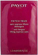 Parfums et Produits cosmétiques Patchs liftants défatigants contour des yeux - Payot Perform Lift Patch Yeux
