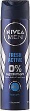 Parfums et Produits cosmétiques Déodorant spray - Nivea Fresh