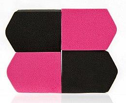 Parfums et Produits cosmétiques Éponge à maquillage 4 pcs, 4307 - Donegal Blending Sponge