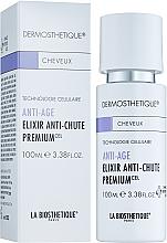 Parfums et Produits cosmétiques Élixir cellulaire à l'extrait de ginseng pour cheveux - La Biosthetique Dermosthetique Elixir Anti-Chute Premium