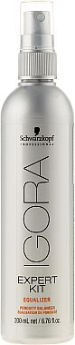 Spray lissant pour cheveux abîmés - Schwarzkopf Professional Igora Expert Kit Equalizer — Photo N1