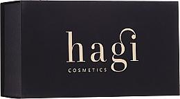 Parfums et Produits cosmétiques Hagi - Coffret (baume pour corps/75ml + gel douche/300ml)
