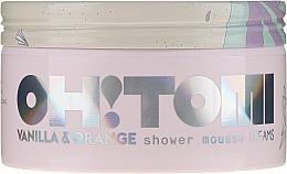 Parfums et Produits cosmétiques Mousse de douche,Vanille et Orange - Oh!Tomi Dreams Vanilla Orange Shower Mousse