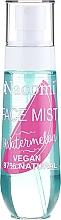 Parfums et Produits cosmétiques Brume visage naturelle à la pastèque - Nacomi Face Mist Watermelon