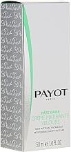 Parfums et Produits cosmétiques Crème matifiante à l'extrait de rosier multiflore pour visage - Payot Pate Grise Mousturising Matyfing Care
