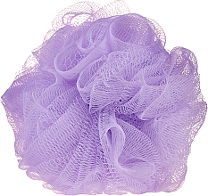 Parfums et Produits cosmétiques Éponge de bain, lilas - IDC Institute Design Mesh Pouf Bath Sponges