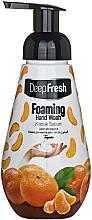 Parfums et Produits cosmétiques Mousse lavante pour mains, Mandarine - Aksan Deep Fresh Foaming Hand Wash Tangerine