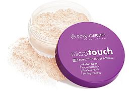 Parfums et Produits cosmétiques Poudre libre pour visage - Boys'n Berries Loose Powder Micro Touch