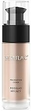 Parfums et Produits cosmétiques Fond de teint - Semilac Foundation Cover