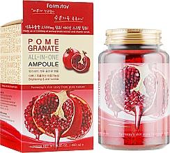 Parfums et Produits cosmétiques Sérum en ampoule à l'extrait de grenade - FarmStay Pomegranate All In One Ampoule
