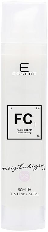 Crème à l'huile d'amande douce pour visage - Essere Moisturizing Face Cream