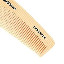 Parfums et Produits cosmétiques Peigne à cheveux, 12,5cm , imitation ivoire - Taylor of Old Bond Street Herenkam Ivoor Grof/ Fijn Small