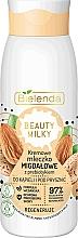 Parfums et Produits cosmétiques Lait de douche et bain aux amandes - Bielenda Beauty Milky Regenerating Almond Shower & Bath Milk