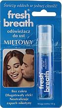 Parfums et Produits cosmétiques Spray d'haleine fraîche goût menthe - Fresh Breath