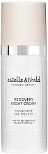 Parfums et Produits cosmétiques Crème de nuit régénérante à l'extrait de fruit de figuier - Estelle & Thild BioDefense Instant Recovery Night Cream