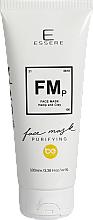 Parfums et Produits cosmétiques Masque à l'artichaut pour visage - Essere FMp Hemp & Clay Purifying Face Mask